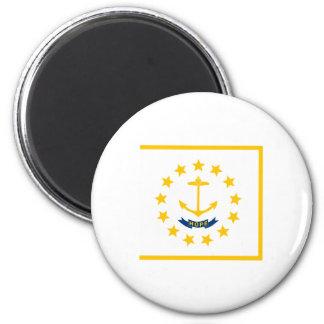 Rhode Island State Flag Magnet