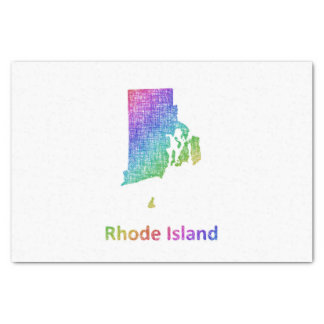 Rhode Island Tissue Paper