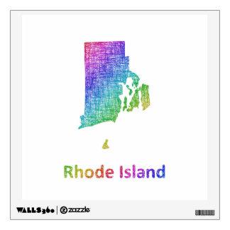 Rhode Island Wall Sticker