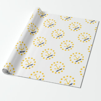 Rhode Island Wrapping Paper