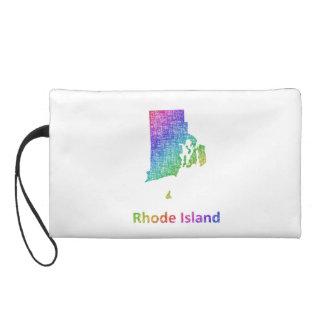 Rhode Island Wristlet