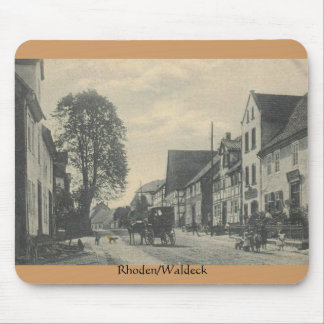 Rhoden/Waldeck Mousepad Vintage