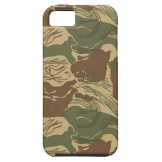 Rhodesian Camo iPhone 5 Cover