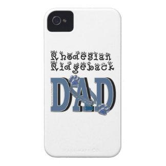 Rhodesian Ridgeback DAD iPhone 4 Cases