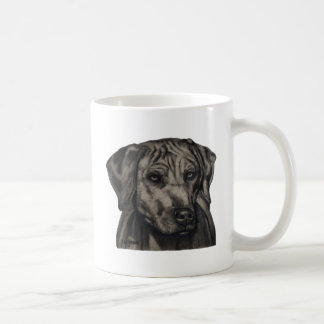 Rhodesian Ridgeback Dog Art - zulu Coffee Mug