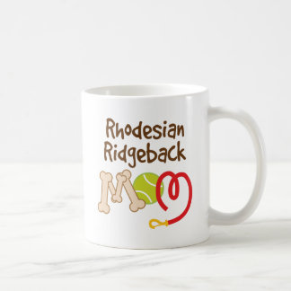 Rhodesian Ridgeback Dog Breed Mom Gift Coffee Mug