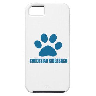 RHODESIAN RIDGEBACK DOG DESIGNS iPhone 5 CASES