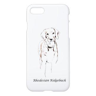 Rhodesian Ridgeback iPhone 7 case