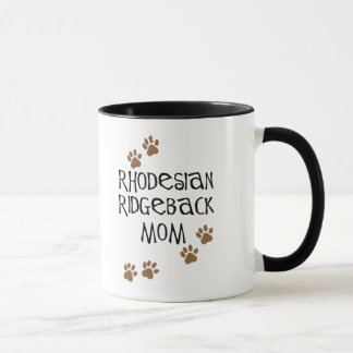 Rhodesian Ridgeback Mom Mug