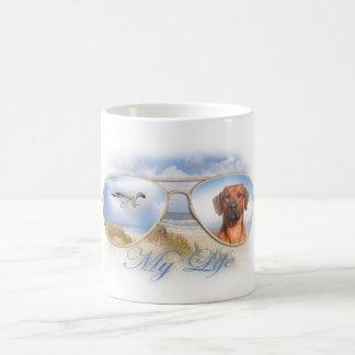 Rhodesian Ridgeback My life Coffee Mug