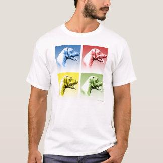 Rhodesian Ridgeback Pop Art T-Shirt