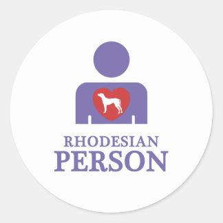 Rhodesian Ridgeback Sticker