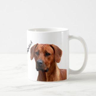 Rhodesian Ridgeback sulk Coffee Mug