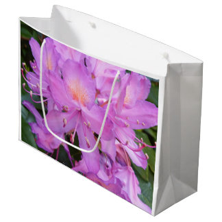 Rhododendron Flower Gift Bag