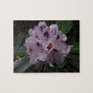 Rhododendron Flower Jigsaw Puzzle