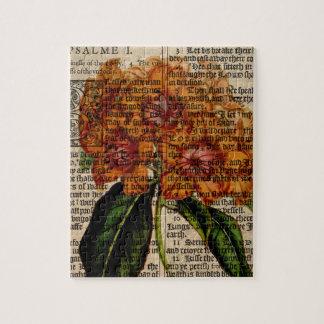 Rhododendron javanicum Flower Jigsaw Puzzle