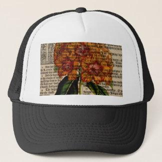 Rhododendron javanicum Flower Trucker Hat