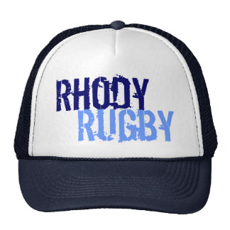 Rhody Rugby Trucker Hat