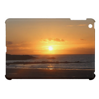 Rhosneigr Sunset. iPad Mini Case
