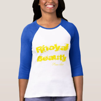Rhoyal Beauty Since 1922 T Shirt