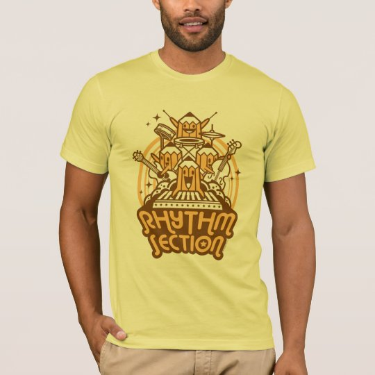 rhythm-section T-Shirt