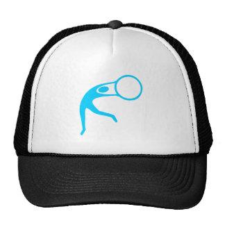 Rhythmic Gymnastic Figure - Sky Blue Trucker Hat