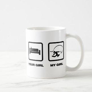 Rhythmic Gymnastic Basic White Mug