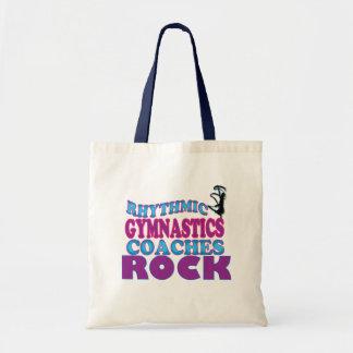Rhythmic Gymnastics Coaches Gifts Tote Bag