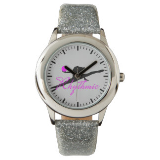 Rhythmic Gymnastics glitter watch