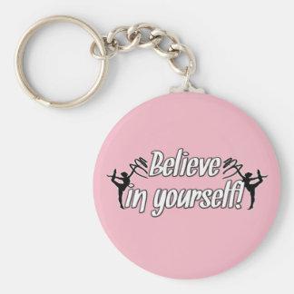 Rhythmic Gymnastics Key Chain Gift