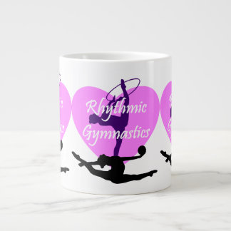 Rhythmic Gymnastics Large Coffee Mug