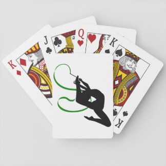 Rhythmic Gymnastics Playing Cards