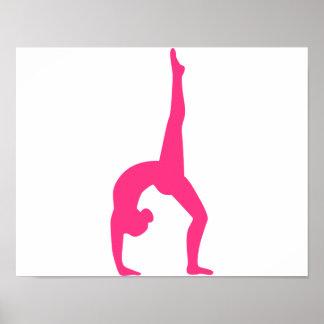 Rhythmic Gymnastics Posters