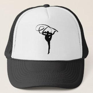 Rhythmic Gymnastics - Ribbon Trucker Hat