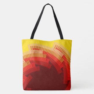 Rhythms of Summertime Tote Bag