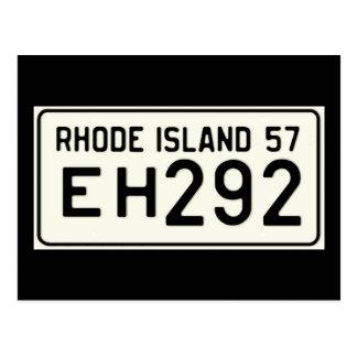 RI57 POSTCARD