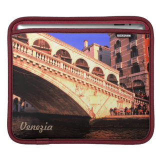 Rialto Bridge Sleeves For iPads