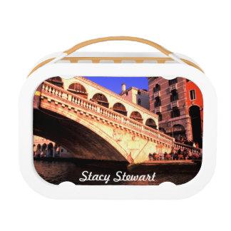 Rialto Bridge, Venice, Italy Lunch Box