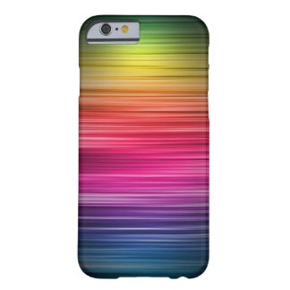 rianbow for your iphone barely there iPhone 6 case