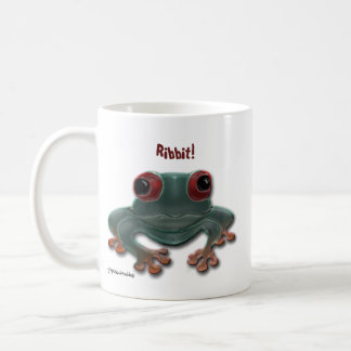 Ribbit! Ribbit! Coffee Mug