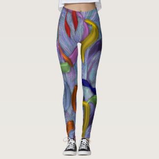 Ribbon Dance Leggings