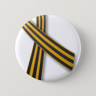 Ribbon of Saint George 2 Inch Round Button