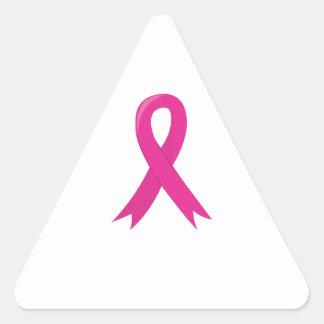Ribbon Symbol Triangle Sticker