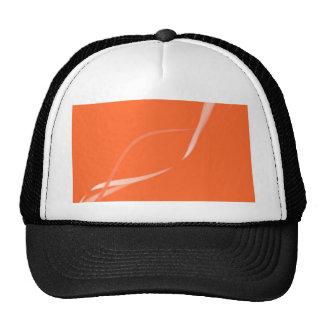 Ribbons In Orange Trucker Hat