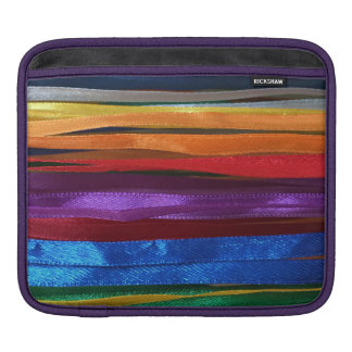 Ribbons iPad Sleeve