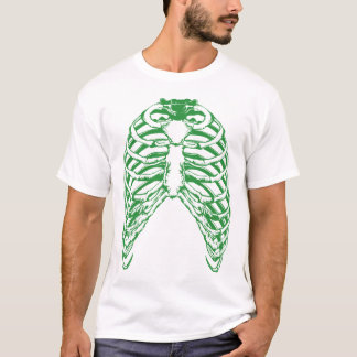 Ribcage and Scapula Light T-Shirt