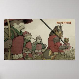 Ribenguo Warband Poster