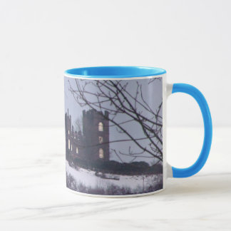 Riber Castle, Matlock Mug
