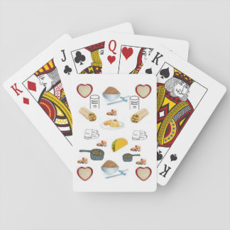 Rice Beans Playing Card Deck