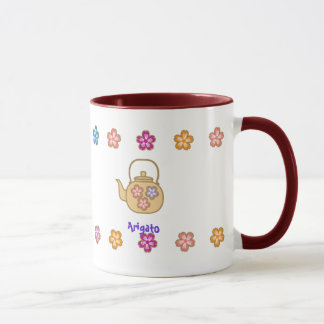 Rice Cooker and Tea Pot Mug